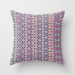 AFE Ogee Pattern Throw Pillow