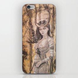 Morbianna - Dark Dryad iPhone Skin