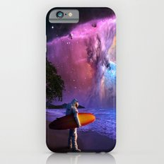 Space Surfer iPhone 6s Slim Case