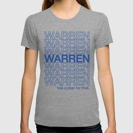 Thank You Elizabeth Warren T-shirt