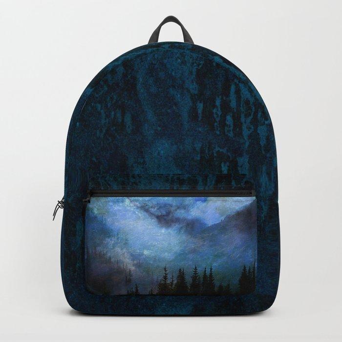 Amazing Nature - Mountains 2 Backpack