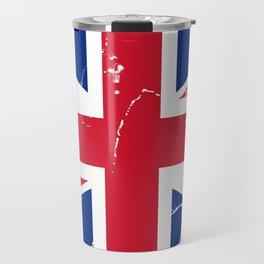 Great Britain - UK Flag Travel Mug