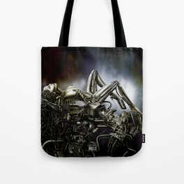 DOLLS - Motorgasm Tote Bag