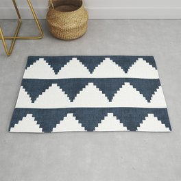 Lash in Navy Blue Rug
