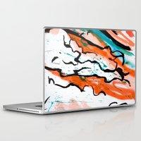 artsy Laptop & iPad Skins featuring Artsy Painter  by LA_Graffiti Decor