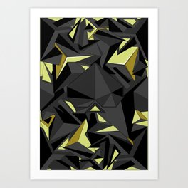 B&Y Art Print