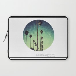 Live the life you have imagined #3 Laptop Sleeve
