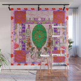 Medusa's Quilt Wall Mural