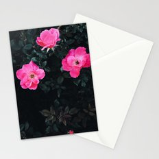 You Leave, I'll Keep Blooming Stationery Cards