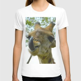 Africa's French Kiss T-shirt