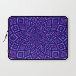 Purple Moroccan Laptop Sleeve