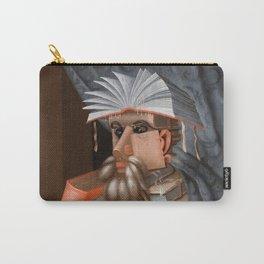 The Librarian - Giuseppe Arcimboldo Carry-All Pouch