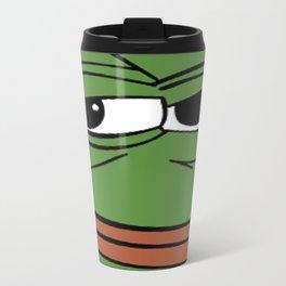 pepe the frog Travel Mug