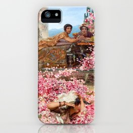 The Roses Of Heliogabalus - Digital Remastered Edition iPhone Case
