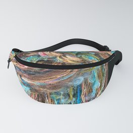 Knitter 7: Fiber is Good for You Fanny Pack