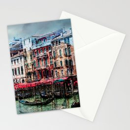 Venice Post Card Stationery Cards