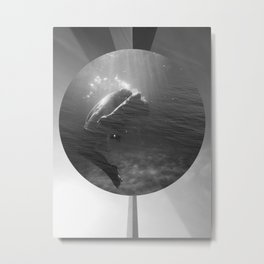 Talisa Metal Print