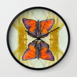 Experiment 2: cloning Wall Clock