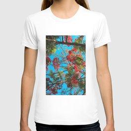 Bright Tropical Tree T-shirt