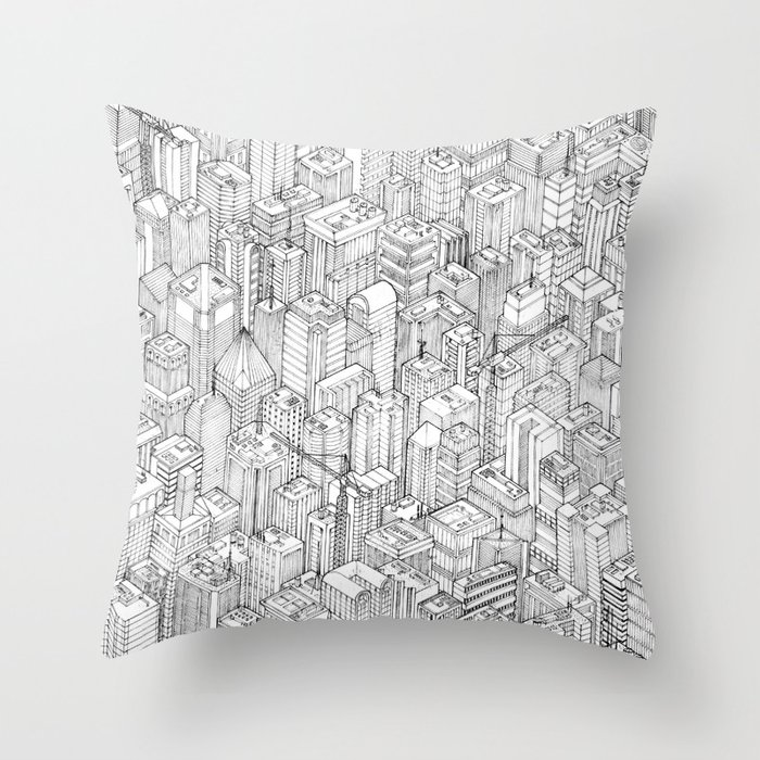 pillow drawing isometric - 700×700