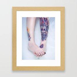 Girls of Milan #01 Framed Art Print