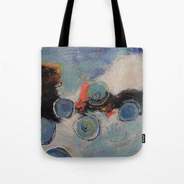 Breathless! Tote Bag