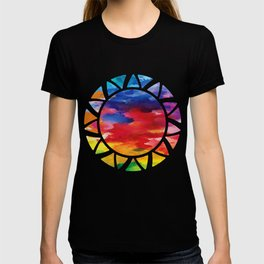 Watercolor Summer T-shirt