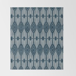 West End - Midnight Throw Blanket