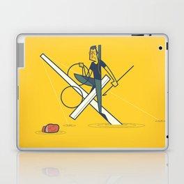 Finding Jaws Laptop & iPad Skin