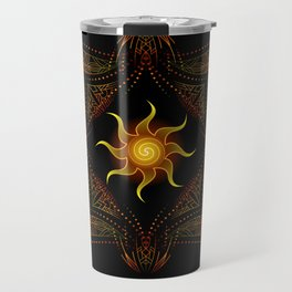 sun energy. part one Travel Mug