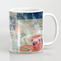 telephone Mugs featuring Telephone by Arken25