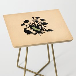 California - State Papercut Print Side Table