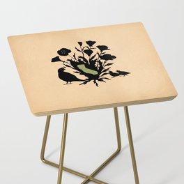 California - State Papercut Print Side Table