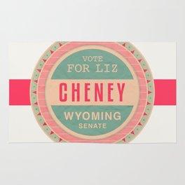 Liz Cheney For Senate Rug
