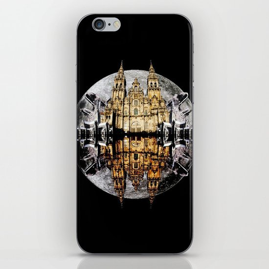 Crystals, Castles, and Moons iPhone & iPod Skin