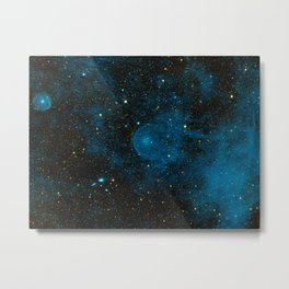 Outer Space 2 Metal Print