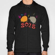 Dancing sheep 2015 year of the animal Hoody