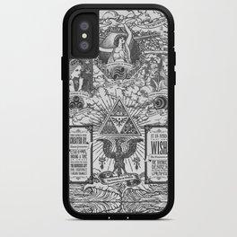 Legend of Zelda - The Three Goddesses of Hyrule Geek Line Artly iPhone Case