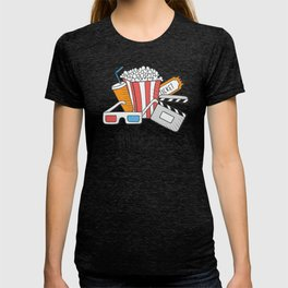 Movie Addict T-shirt