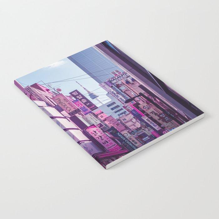 Seoul - Anime World Notebook