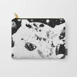 Stardust B&W * When will I join you? Carry-All Pouch