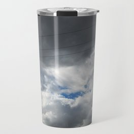 Clouds Travel Mug