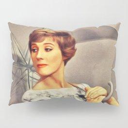 Julie Andrews, Movie Star Pillow Sham