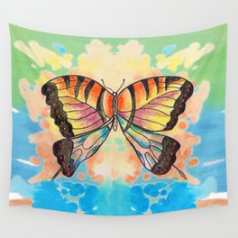 Simply Butterfly Wall Tapestry