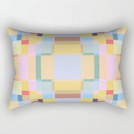 Retro Taniwha Rectangular Pillow