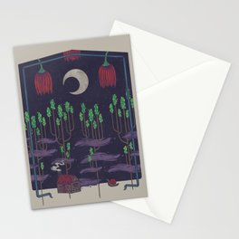 Vacation Home Stationery Cards