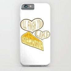 I'll finish you like cheesecake Slim Case iPhone 6s
