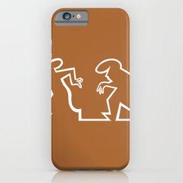 La Linea 1 iPhone Case