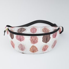 Vulva Repeat Fanny Pack