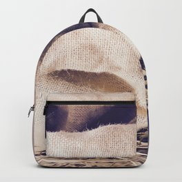The LINEN. Backpack